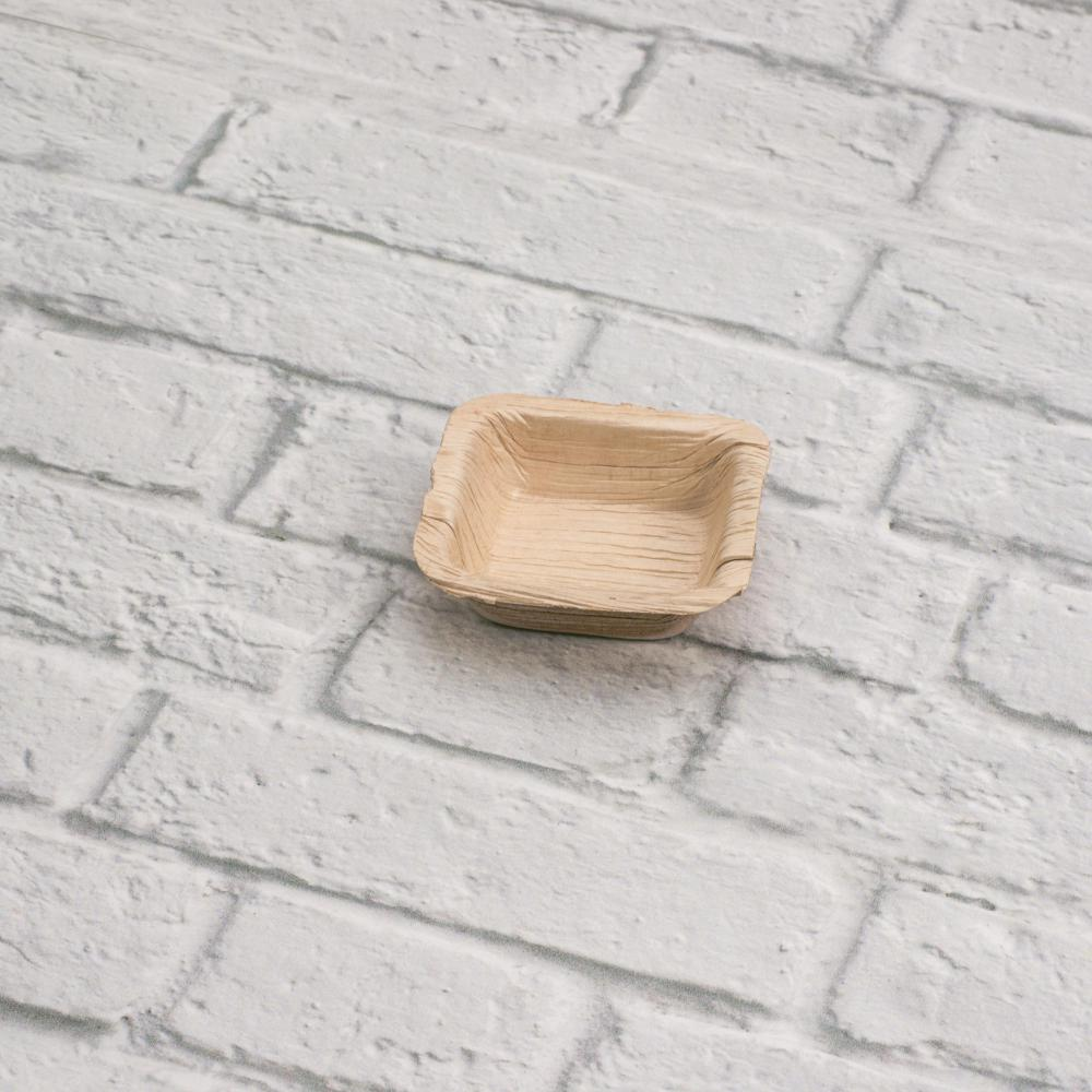 Small square bowl 7x7 cm