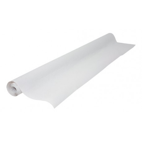 White tablecloth mt 8 x h120 cm roll