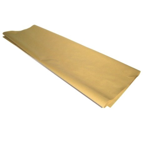 Yellow paper straw-like tablecloth 100x100 cm