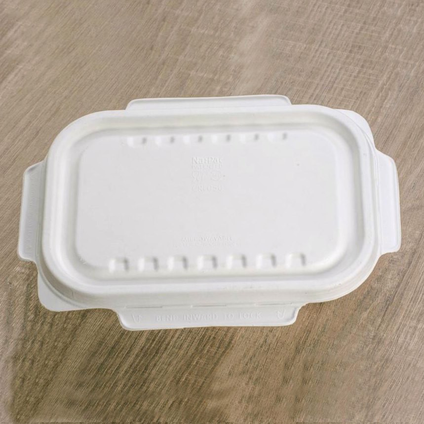 Lid for food tray 23x15 cm