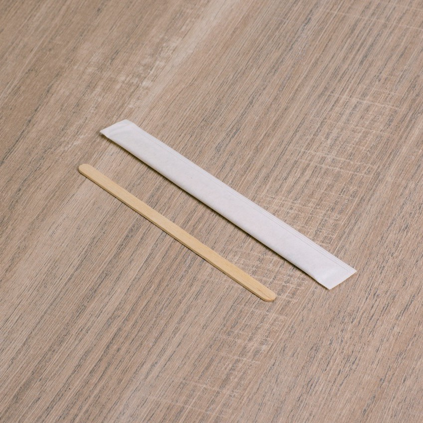 Wrapped wooden Stick