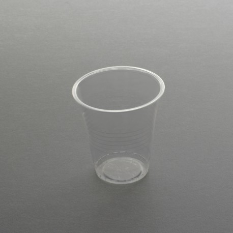 Transparent PLA cup 150 ml