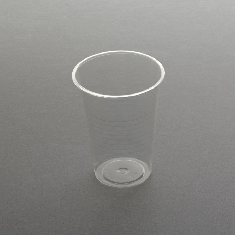 Transparent Basic Line PLA cup 200 ml