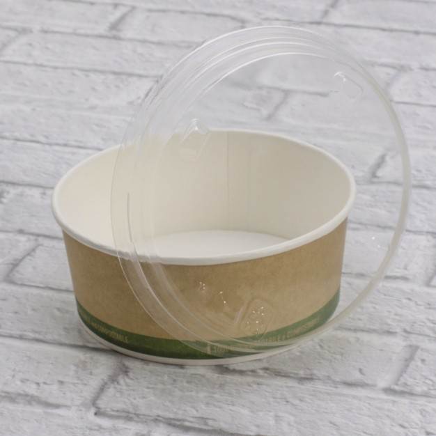 Bio lid for cup 800 ml