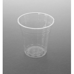 Transparent PLA cup 200-250 ml