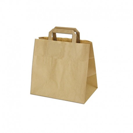 White Mater-Bi rubbish bag 80x120 cm