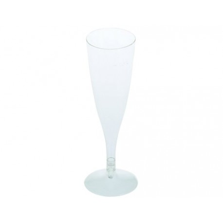Bicchiere Flute in PLA 100 ml