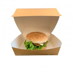 Bio Burger Box Large