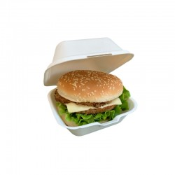 Burger Box Small 12x12x7 cm