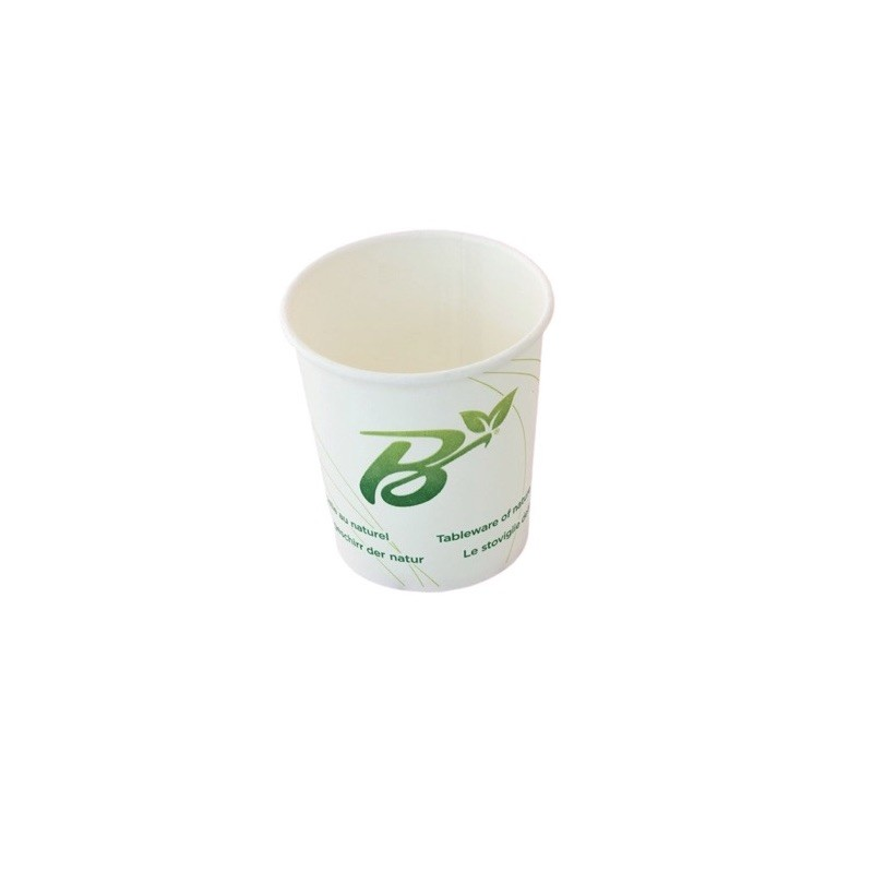 Bioplat cup 4oz (100 ml)