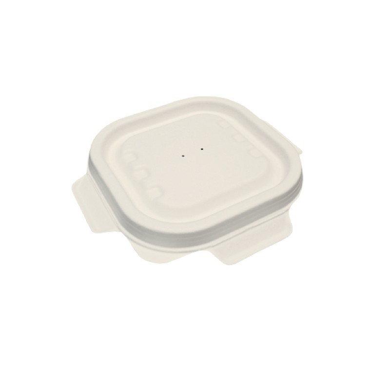Lid for food tray 13x13 cm