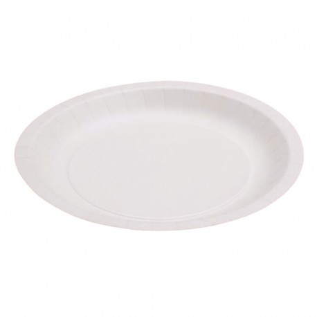 Round plate 23 cm Professional