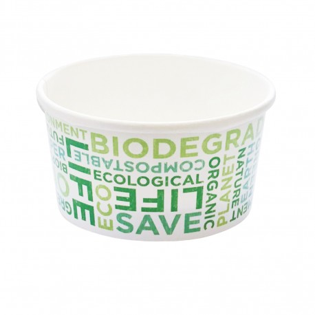 Ice-cream Bioplat cup 265 ml