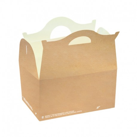 Bauletto Happy Meal 20x14xh13 cm