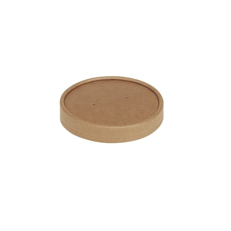Cardboard Lid for Soup Bowl 480 ml