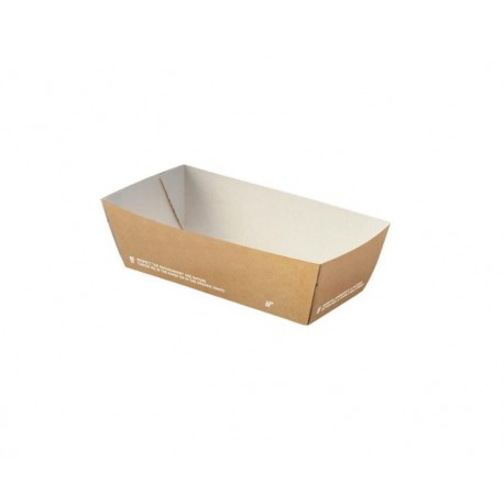 Bio tray for fried food Small