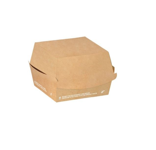 Bio Burger Box Medium