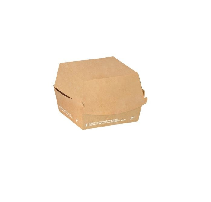 Bio Burger Box Small