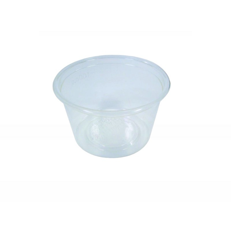 PLA food container 120 ml
