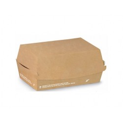 Bio Burger Box Rectangular