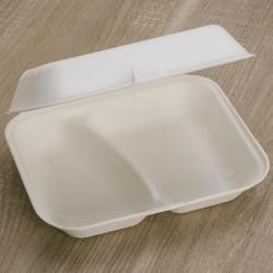 Food Box 2 scomparti 23x19x7,5 cm